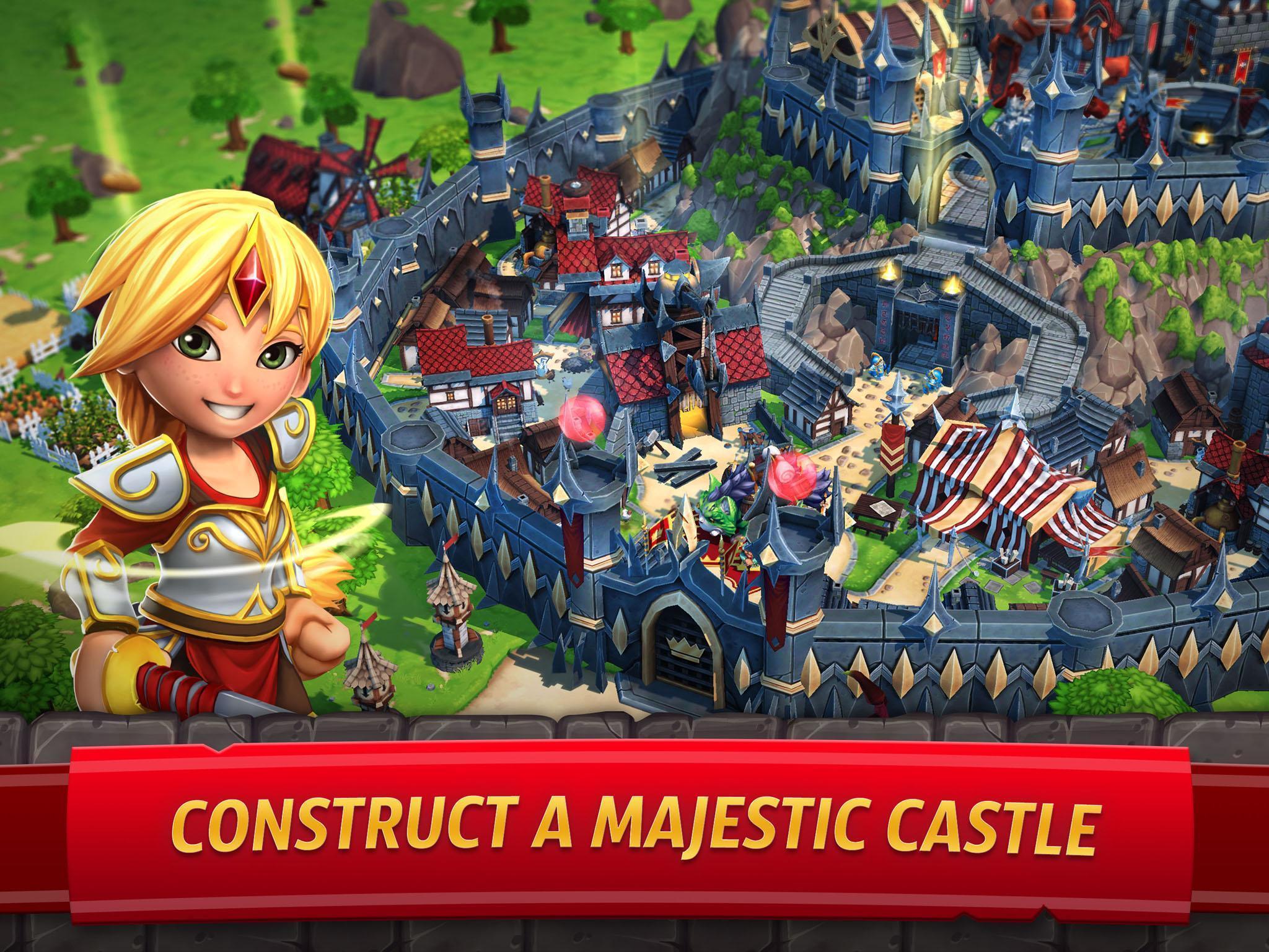 Royal Revolt 2: Tower Defense RTS & Castle Builder 6.2.2 Screenshot 12