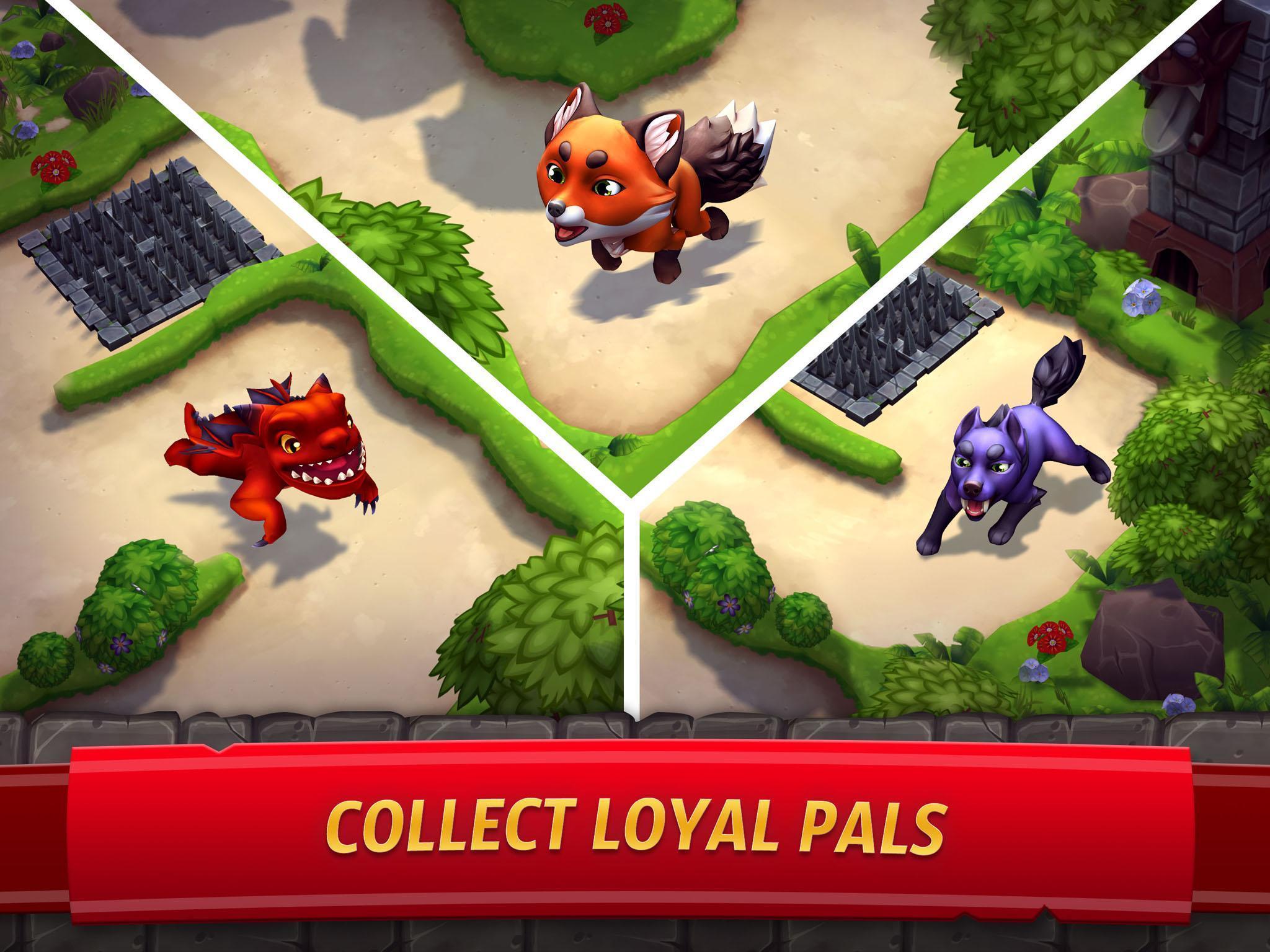 Royal Revolt 2: Tower Defense RTS & Castle Builder 6.2.2 Screenshot 13