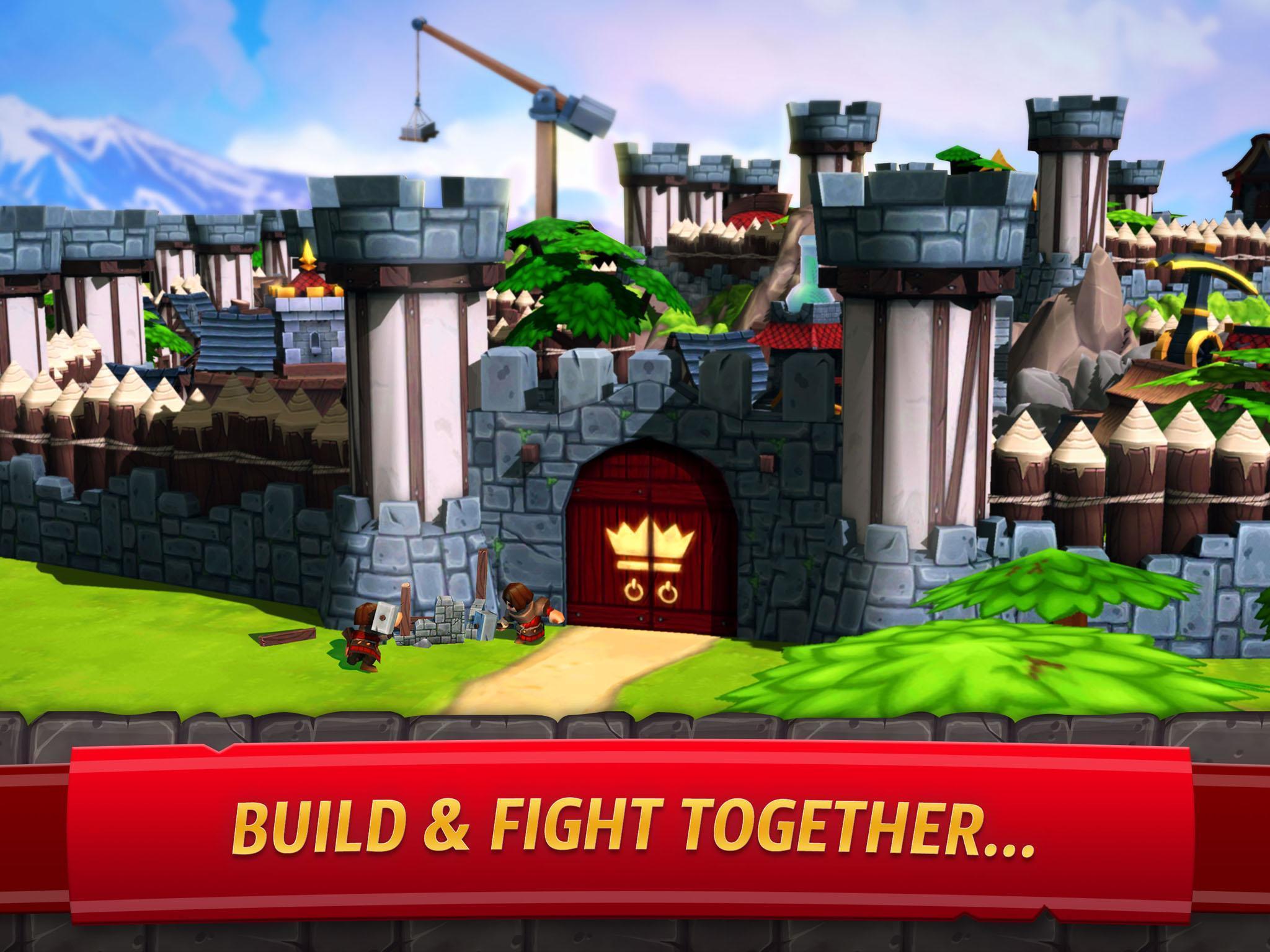 Royal Revolt 2: Tower Defense RTS & Castle Builder 6.2.2 Screenshot 14