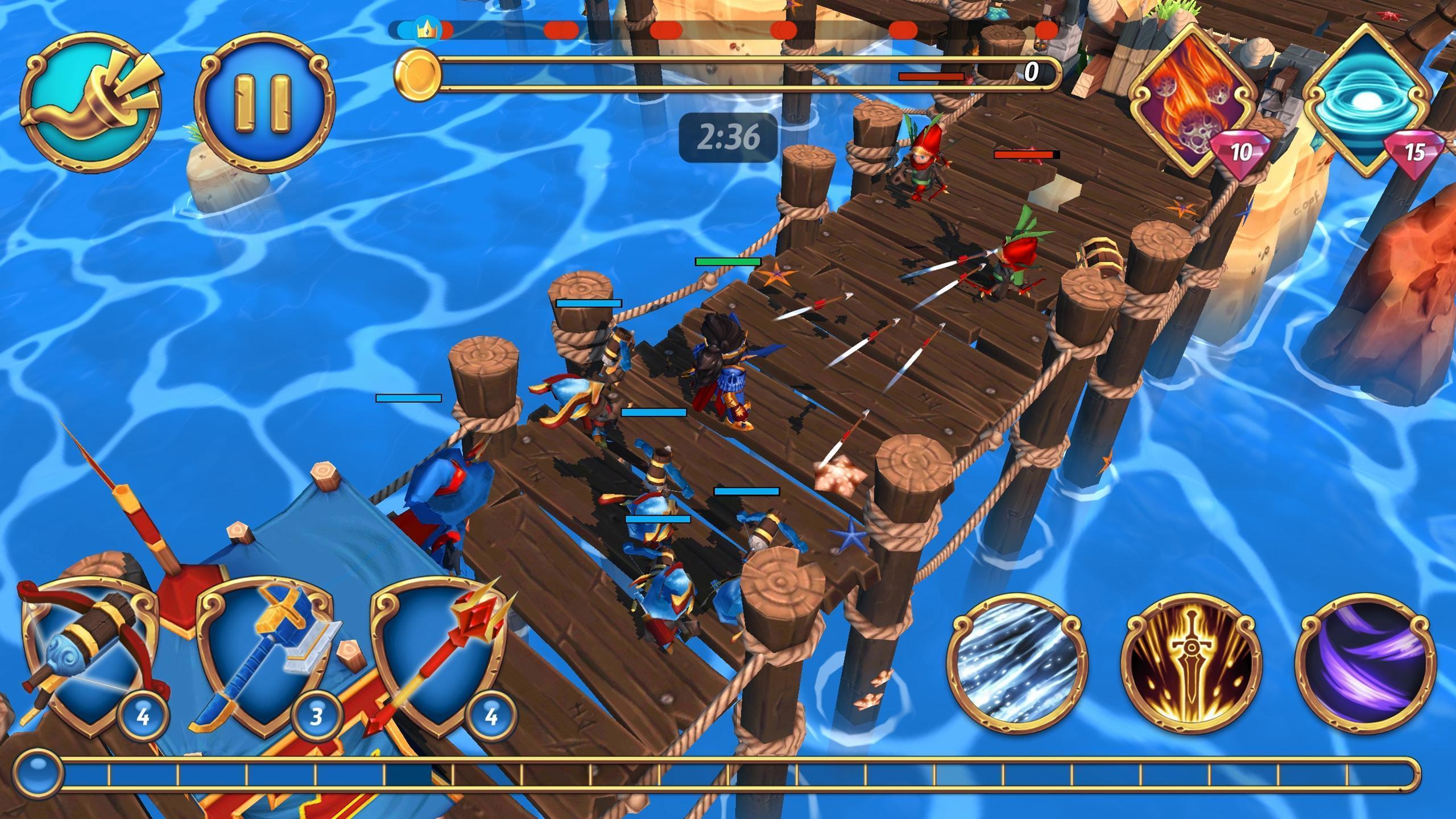 Royal Revolt 2: Tower Defense RTS & Castle Builder 6.2.2 Screenshot 16