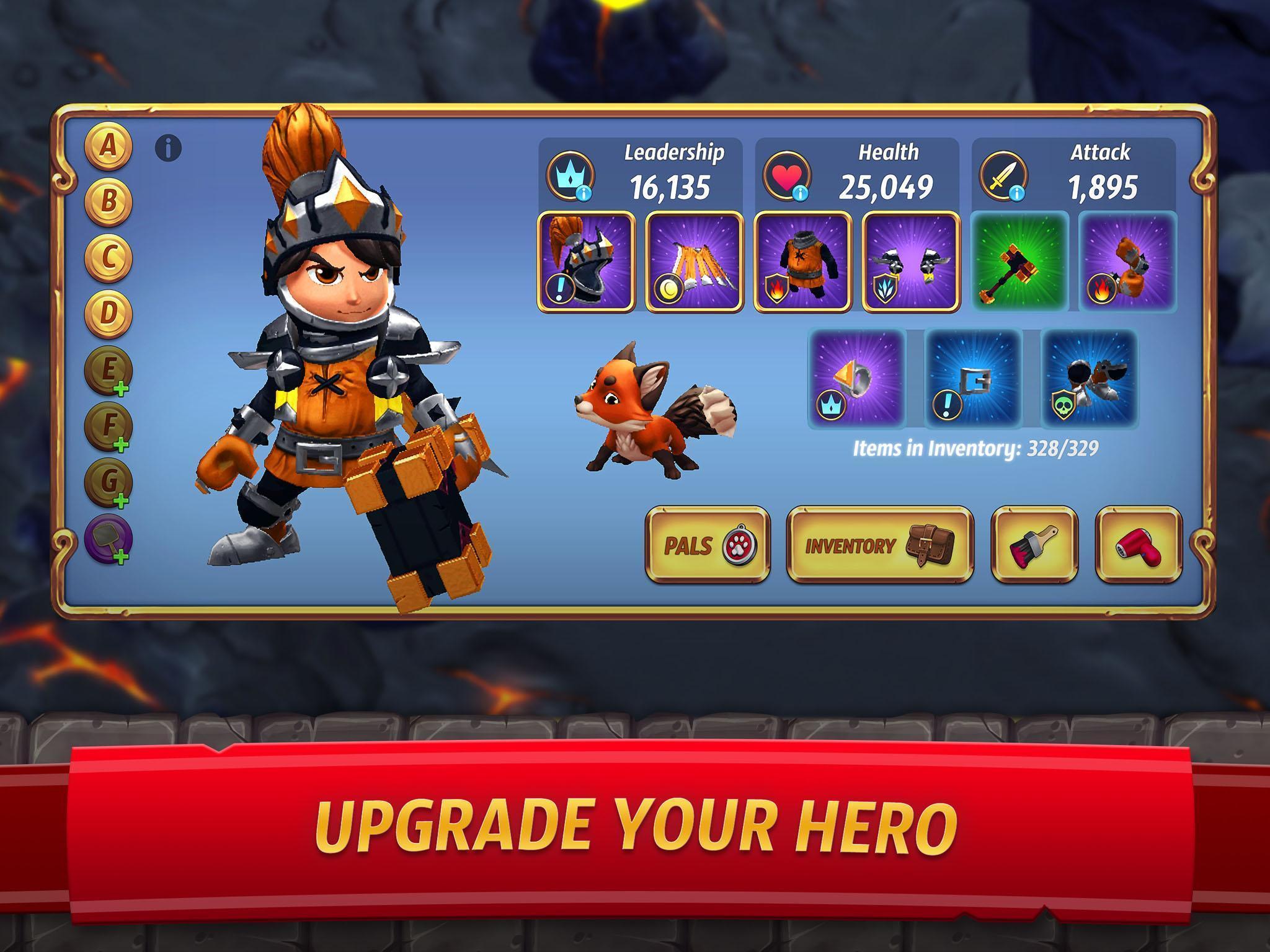 Royal Revolt 2: Tower Defense RTS & Castle Builder 6.2.2 Screenshot 19