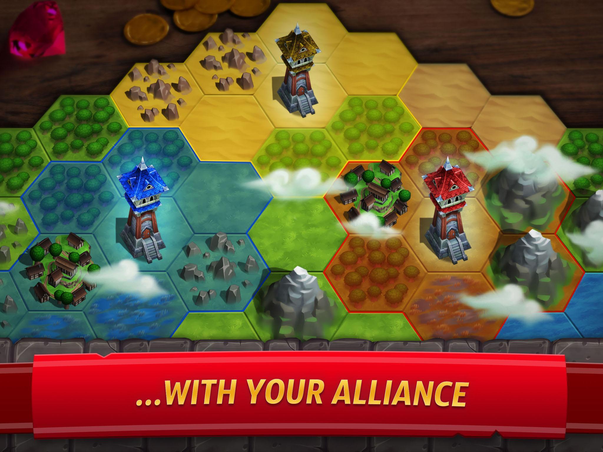 Royal Revolt 2: Tower Defense RTS & Castle Builder 6.2.2 Screenshot 23