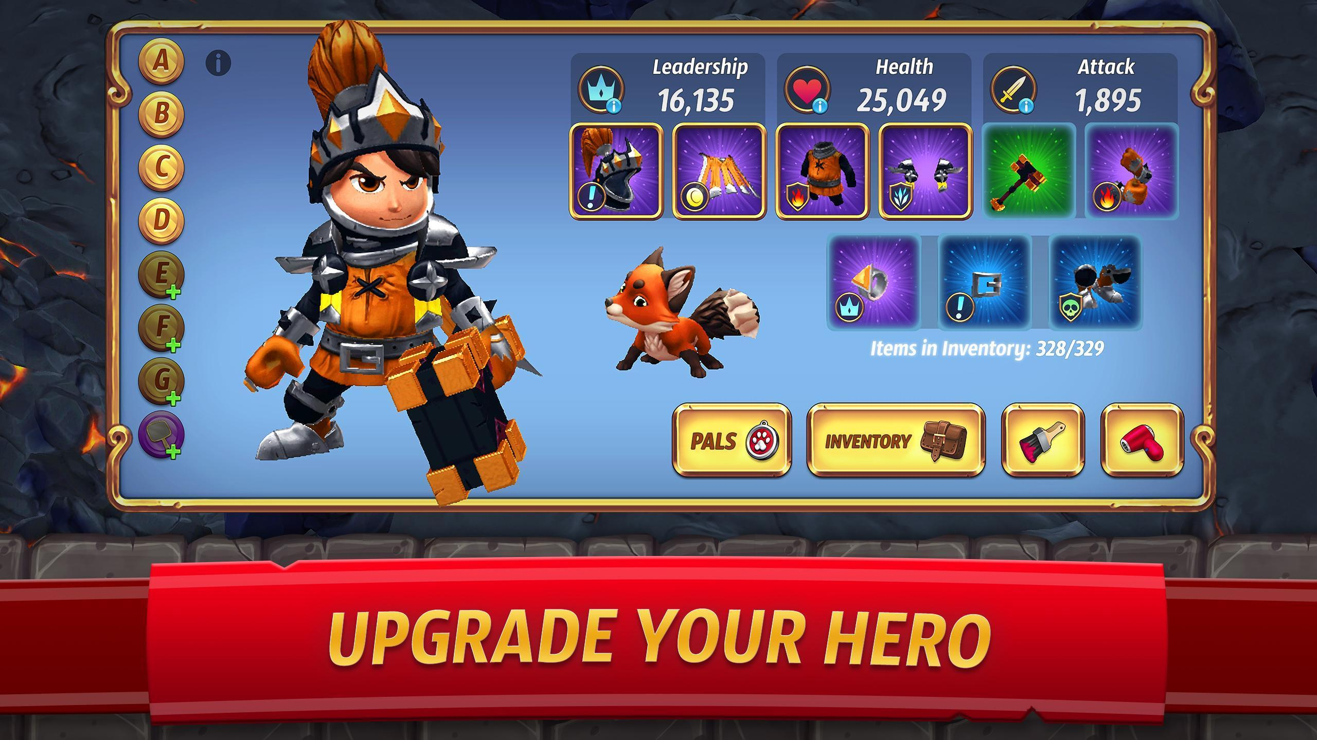Royal Revolt 2: Tower Defense RTS & Castle Builder 6.2.2 Screenshot 3
