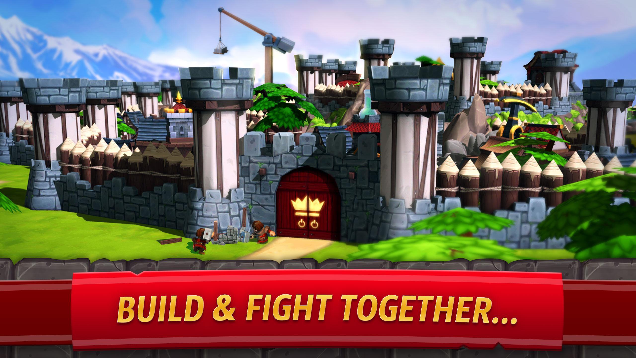 Royal Revolt 2: Tower Defense RTS & Castle Builder 6.2.2 Screenshot 6