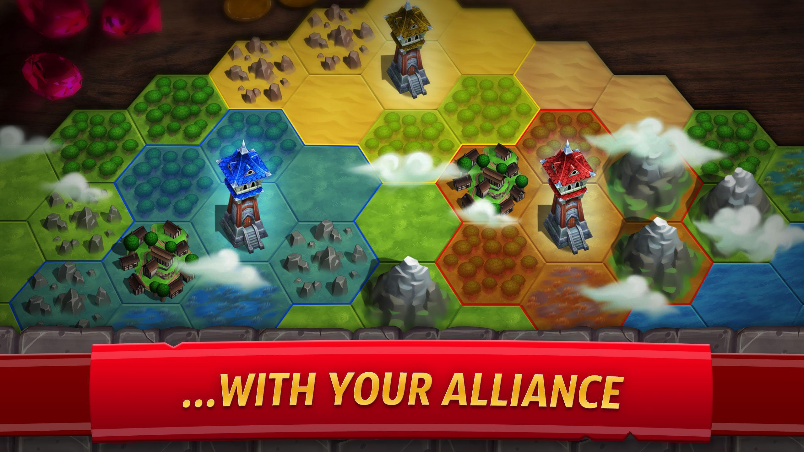 Royal Revolt 2: Tower Defense RTS & Castle Builder 6.2.2 Screenshot 7