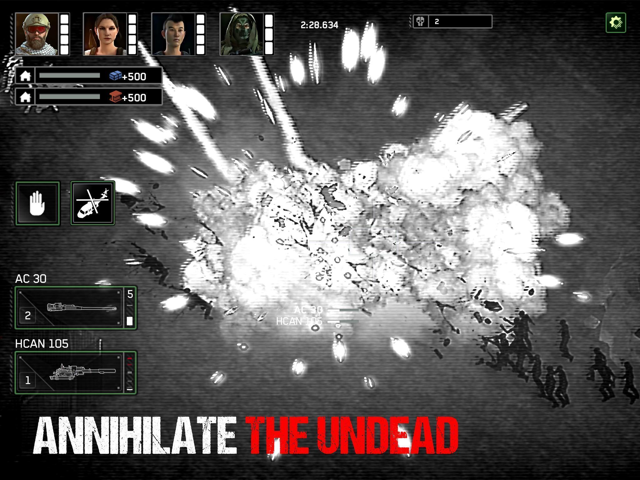 Zombie Gunship Survival 1.6.9 Screenshot 10