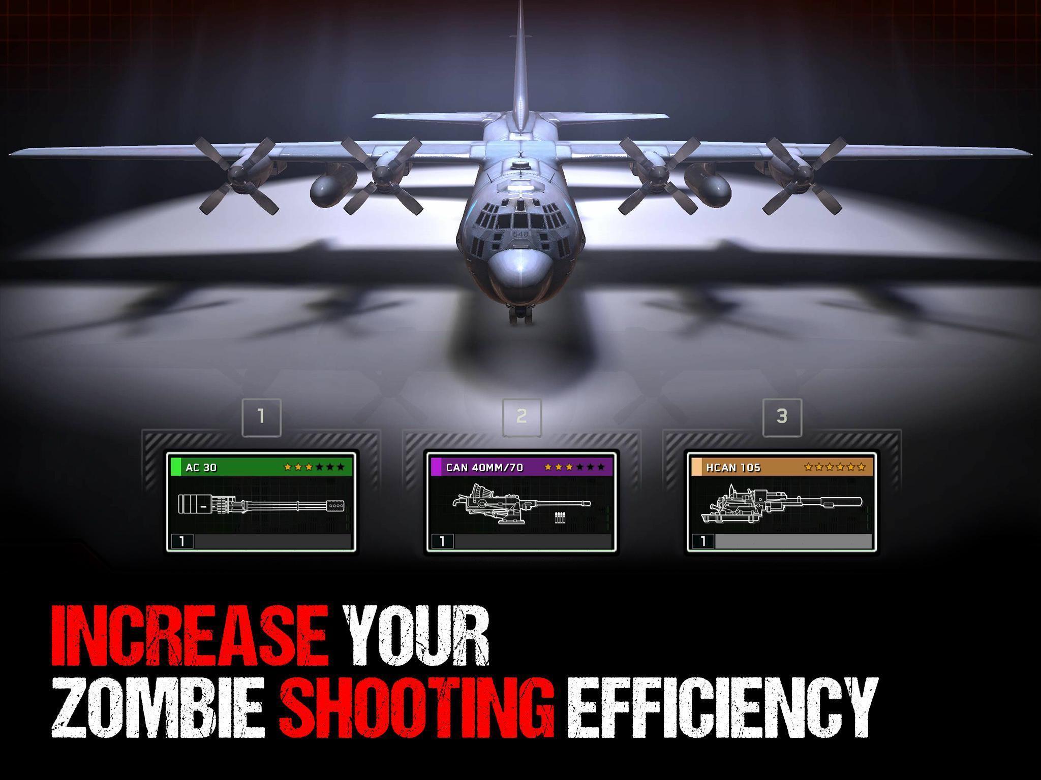 Zombie Gunship Survival 1.6.9 Screenshot 14