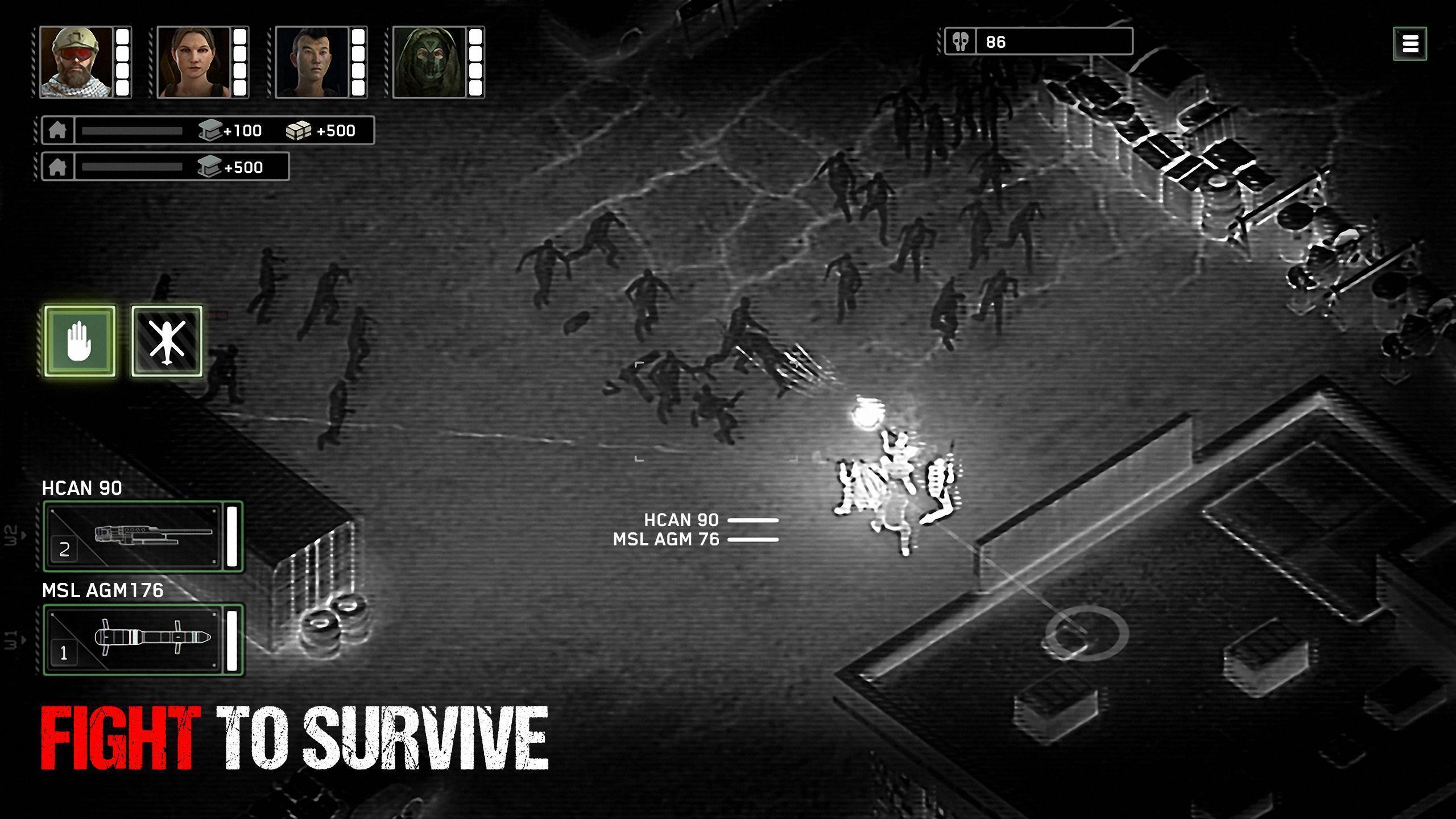 Zombie Gunship Survival 1.6.9 Screenshot 4