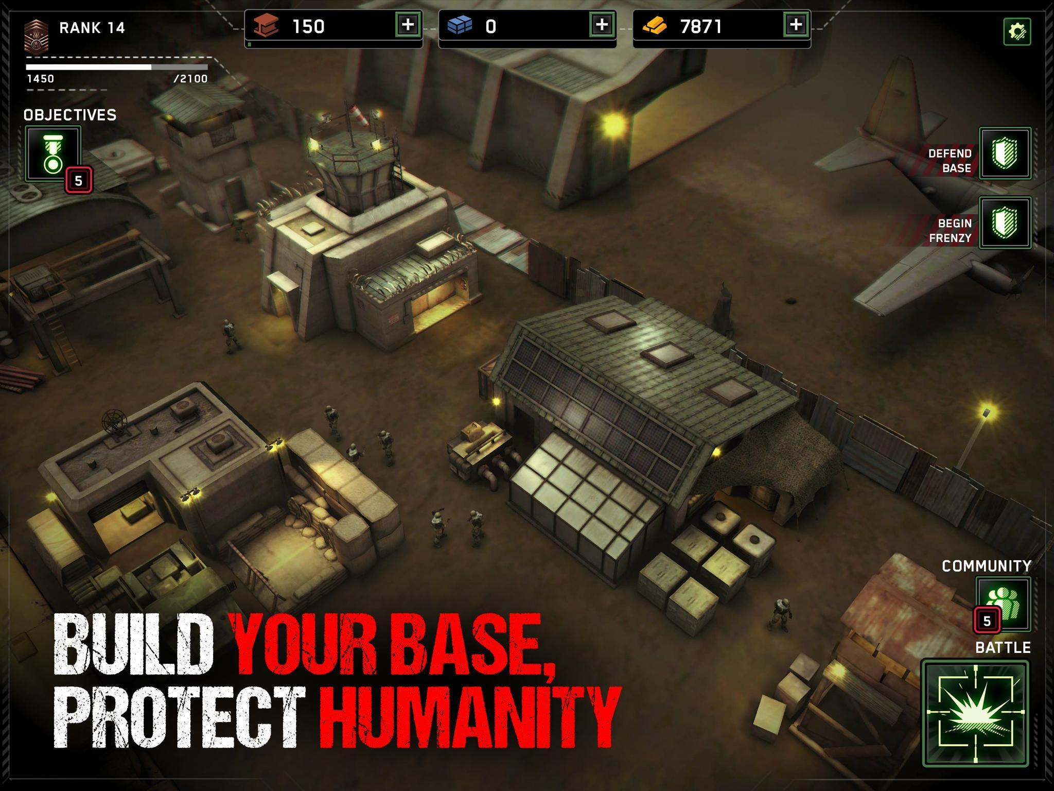 Zombie Gunship Survival 1.6.9 Screenshot 9