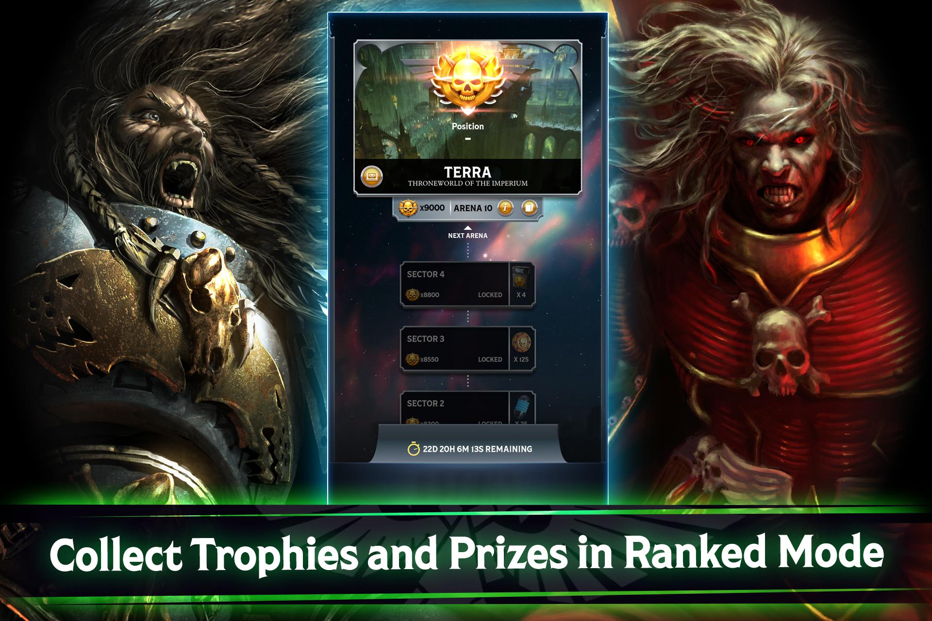 Warhammer Combat Cards - 40K Edition 30.10 Screenshot 3