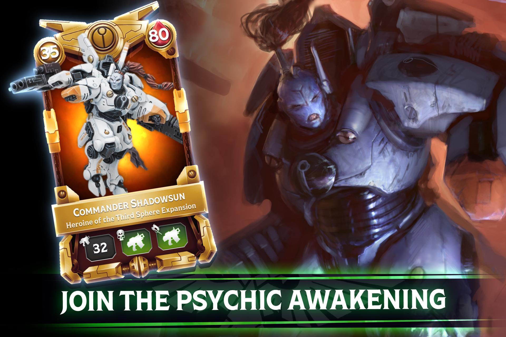 Warhammer Combat Cards - 40K Edition 30.10 Screenshot 4