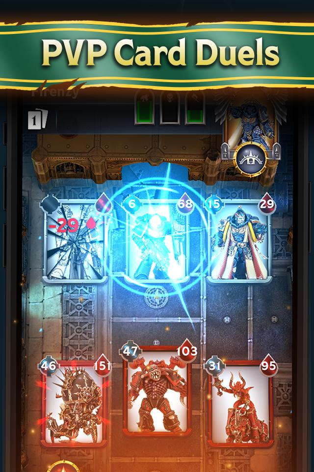 Warhammer Combat Cards - 40K Edition 30.10 Screenshot 7