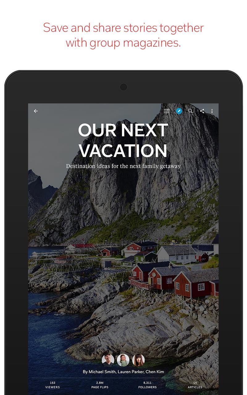 Flipboard Latest News, Top Stories & Lifestyle 4.2.59 Screenshot 15