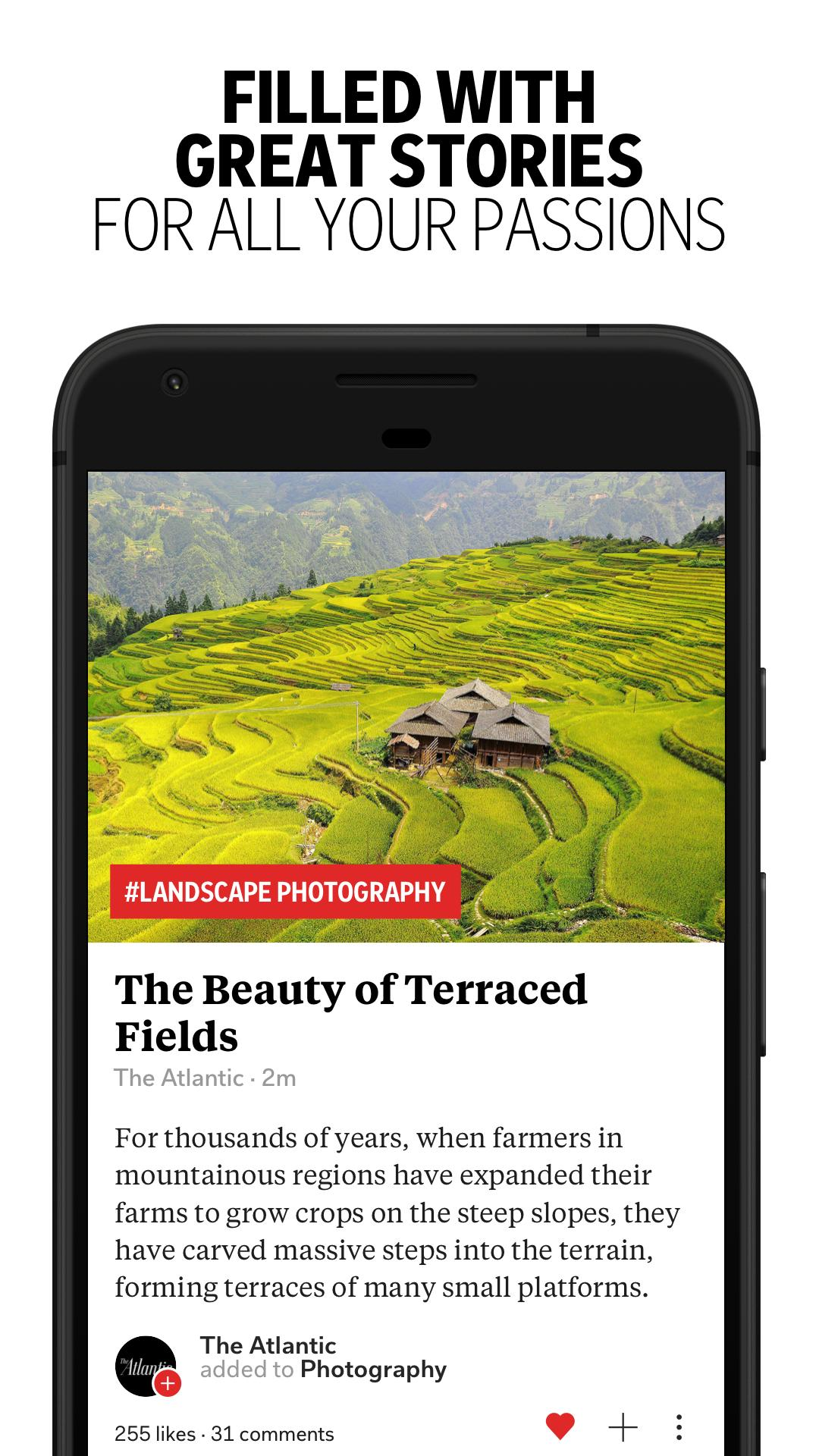 Flipboard Latest News, Top Stories & Lifestyle 4.2.59 Screenshot 3