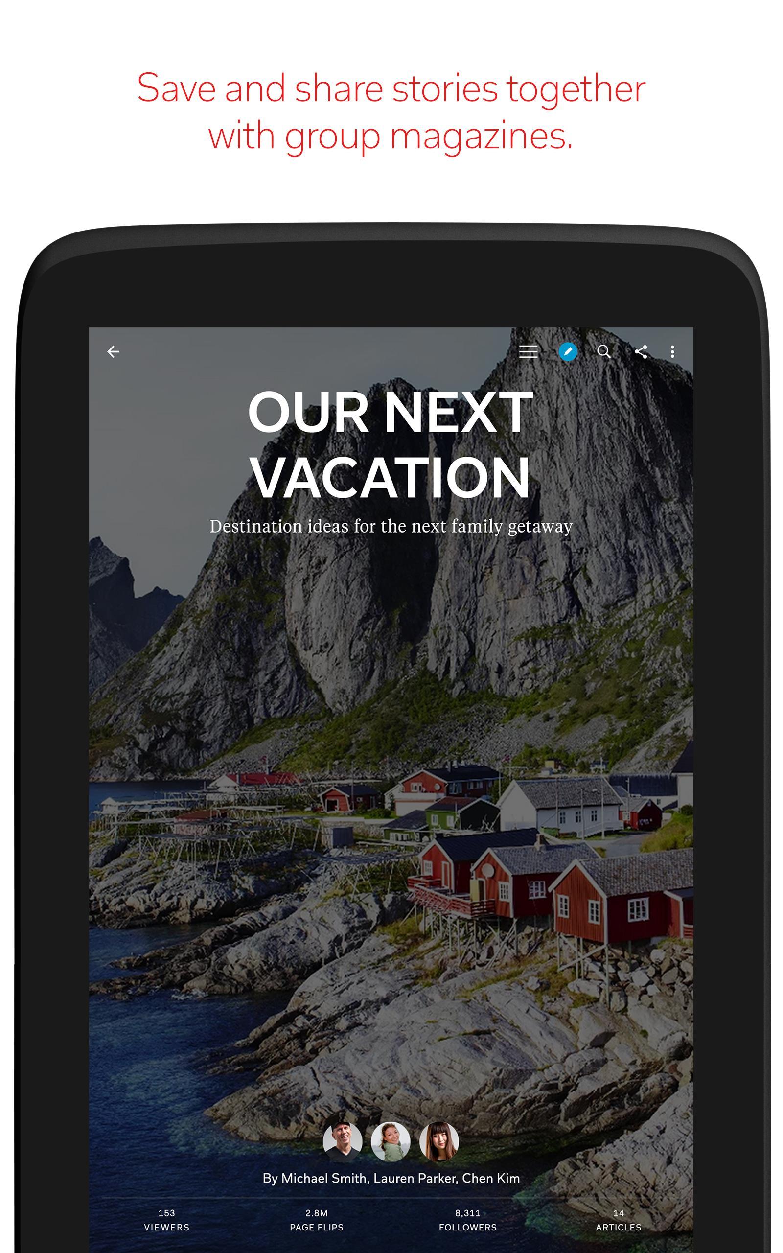 Flipboard Latest News, Top Stories & Lifestyle 4.2.59 Screenshot 9