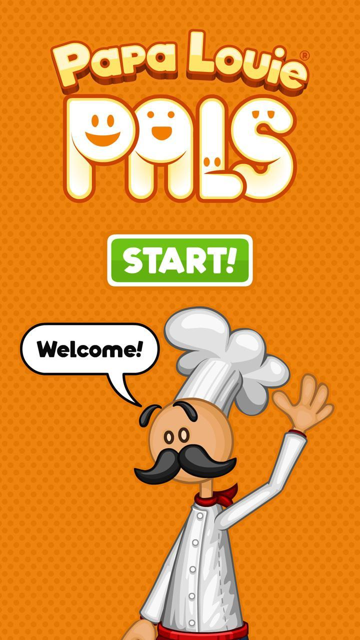 Papa Louie Pals 1.8.2 Screenshot 1
