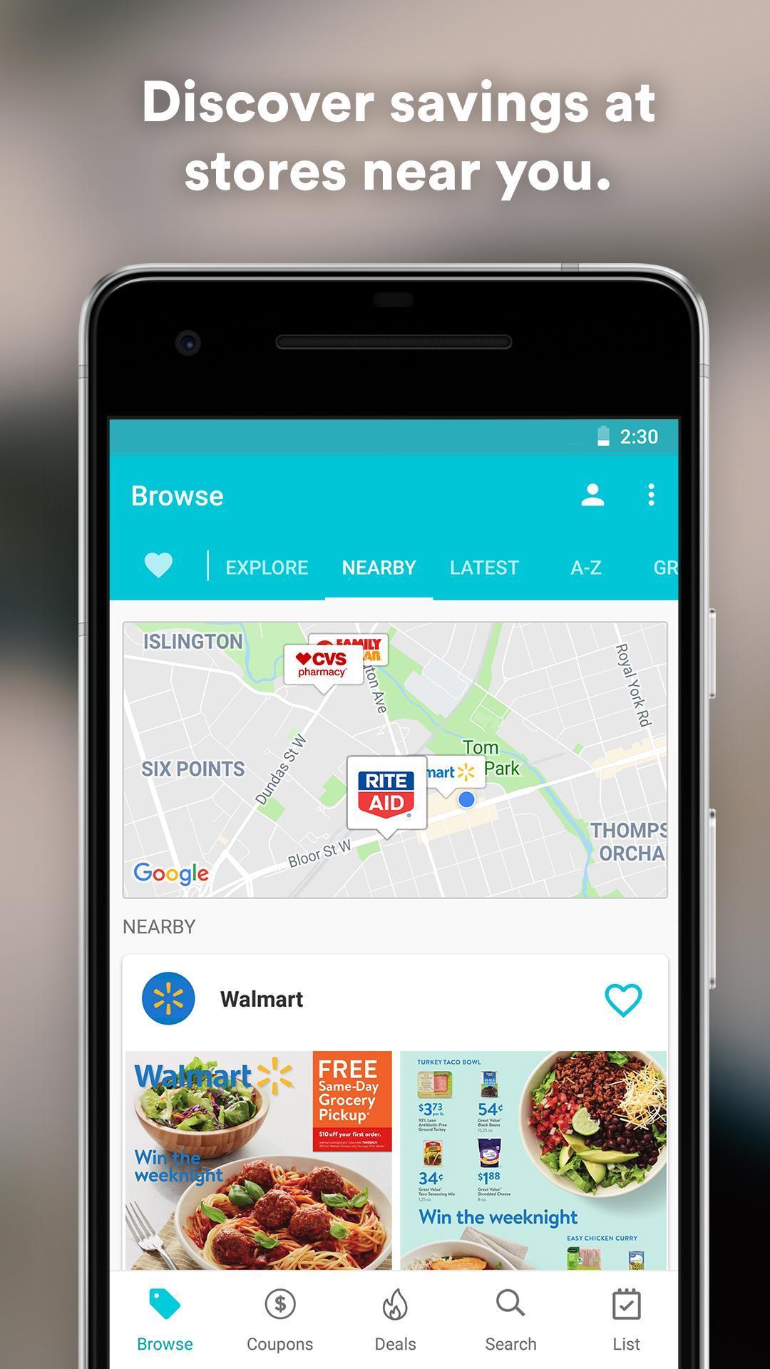 Flipp Weekly Shopping 9.20 Screenshot 16