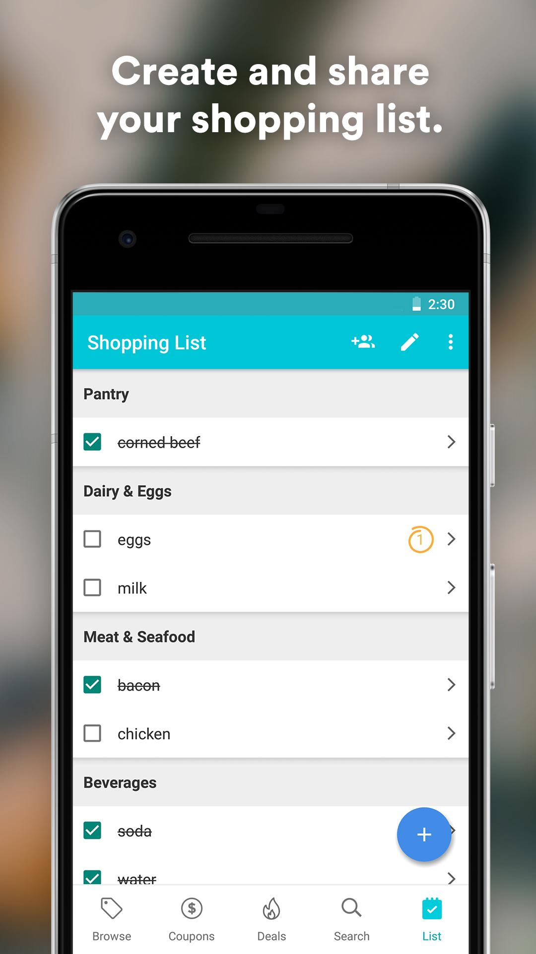 Flipp Weekly Shopping 9.20 Screenshot 5
