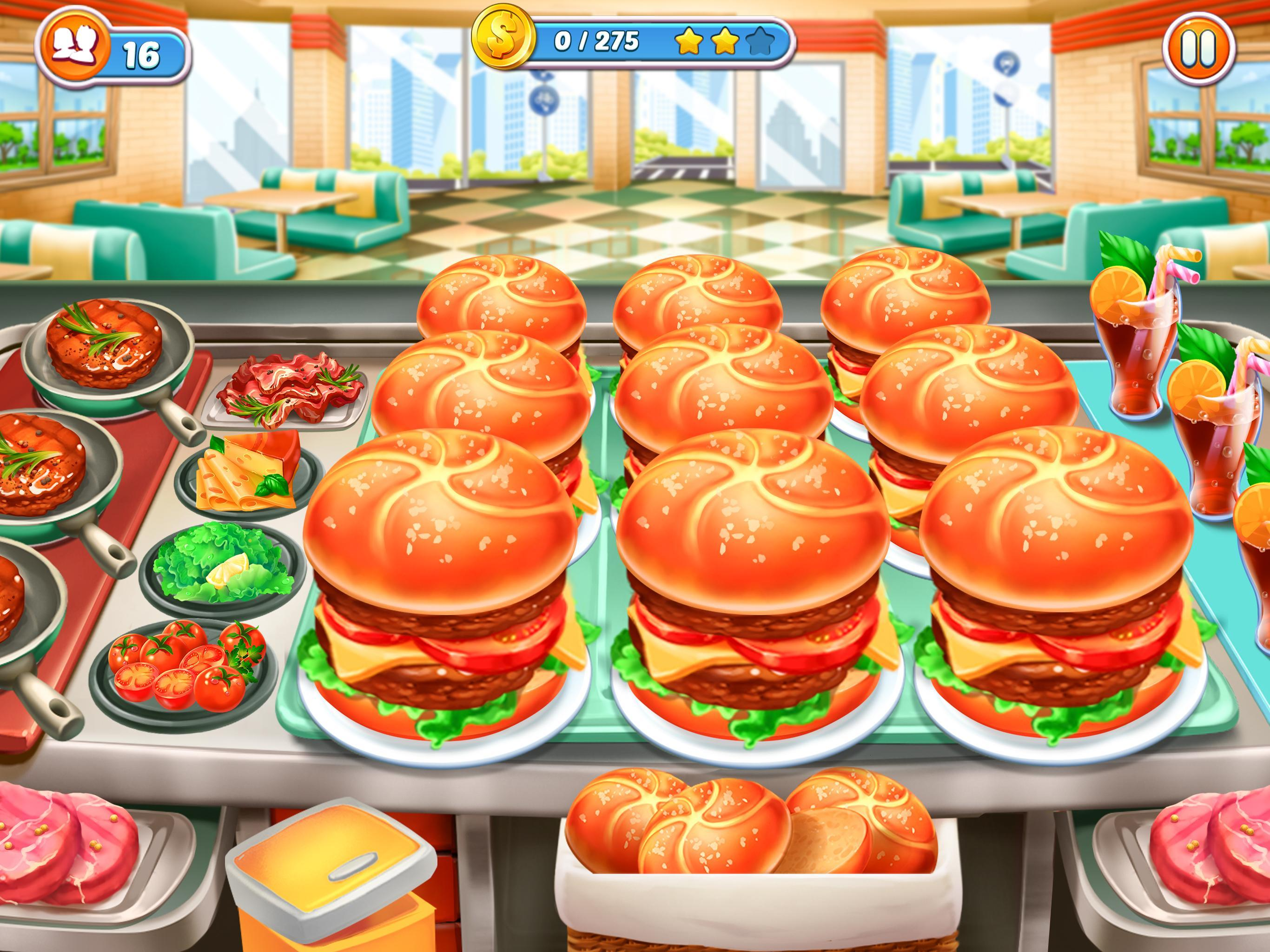 Cook It! Madness of Free Frenzy Cooking Games City 1.3.3 Screenshot 10