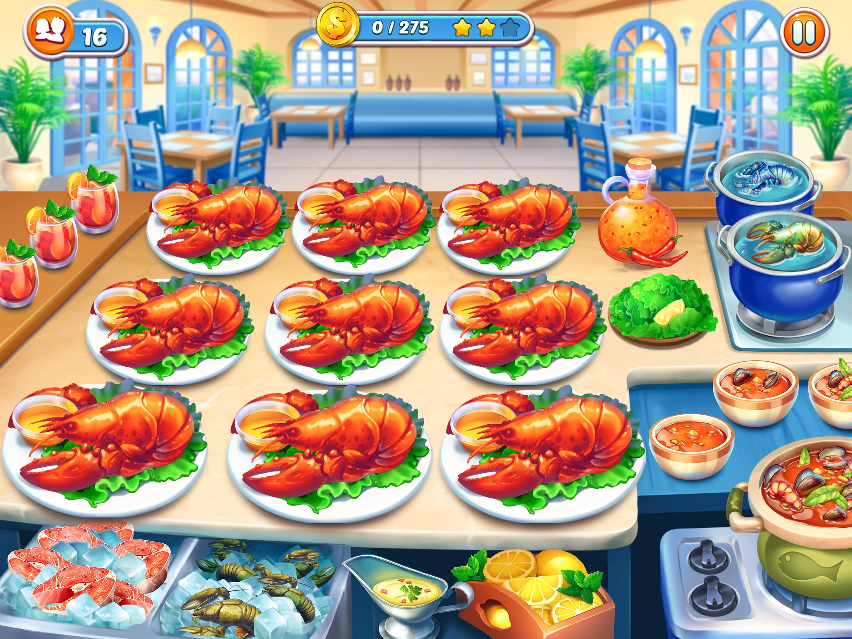 Cook It! Madness of Free Frenzy Cooking Games City 1.3.3 Screenshot 12