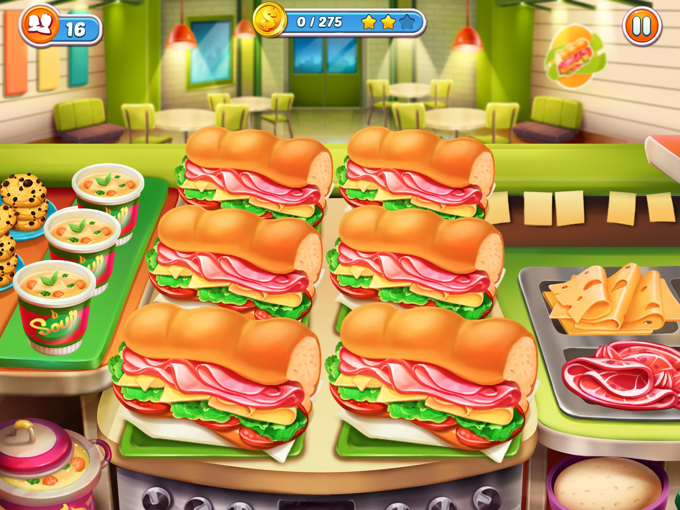 Cook It! Madness of Free Frenzy Cooking Games City 1.3.3 Screenshot 13