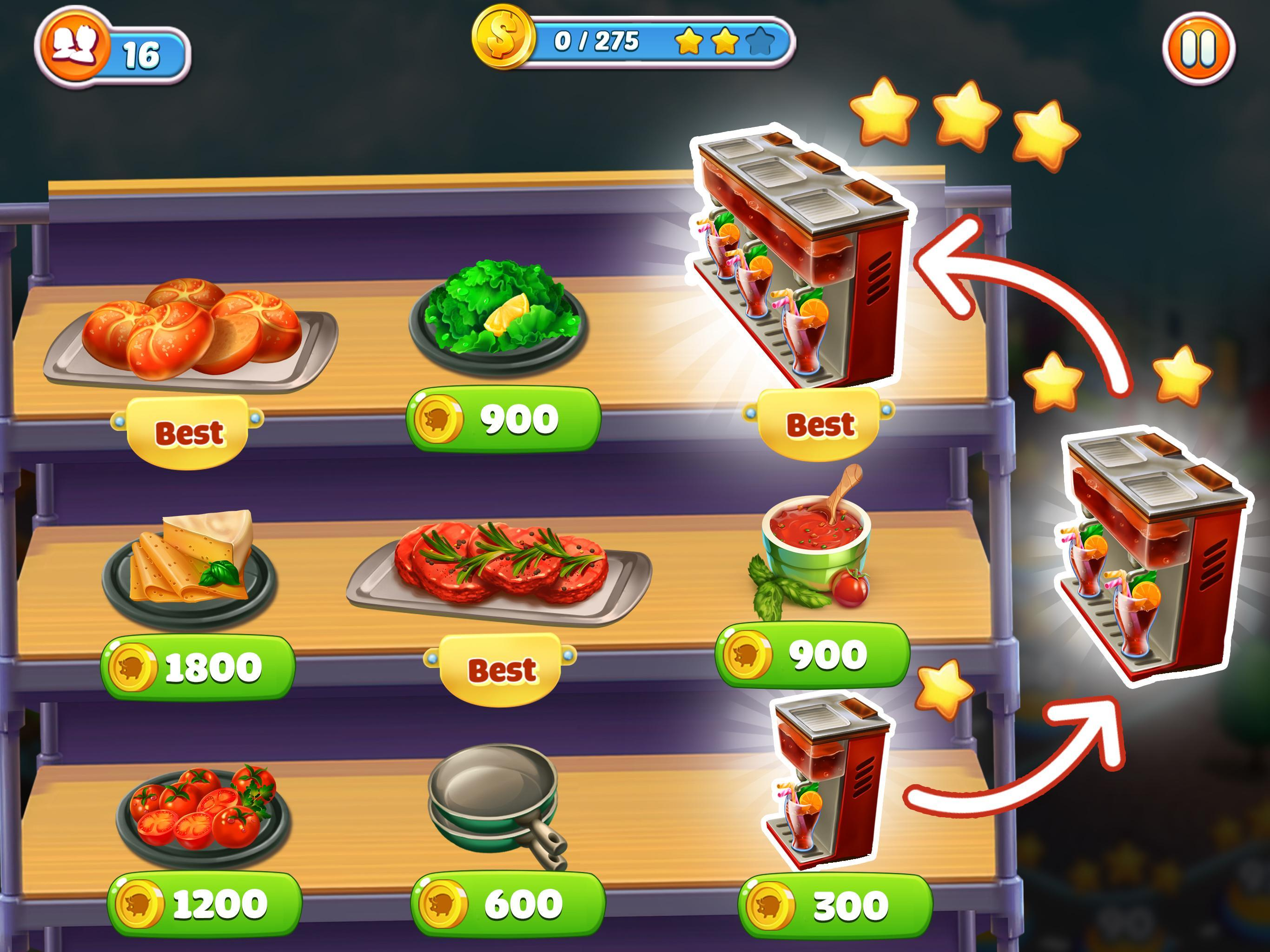 Cook It! Madness of Free Frenzy Cooking Games City 1.3.3 Screenshot 15