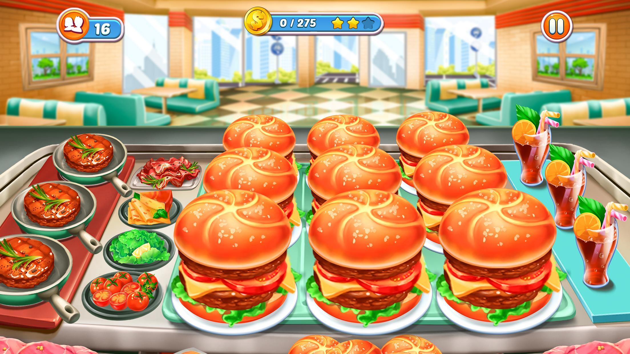 Cook It! Madness of Free Frenzy Cooking Games City 1.3.3 Screenshot 2
