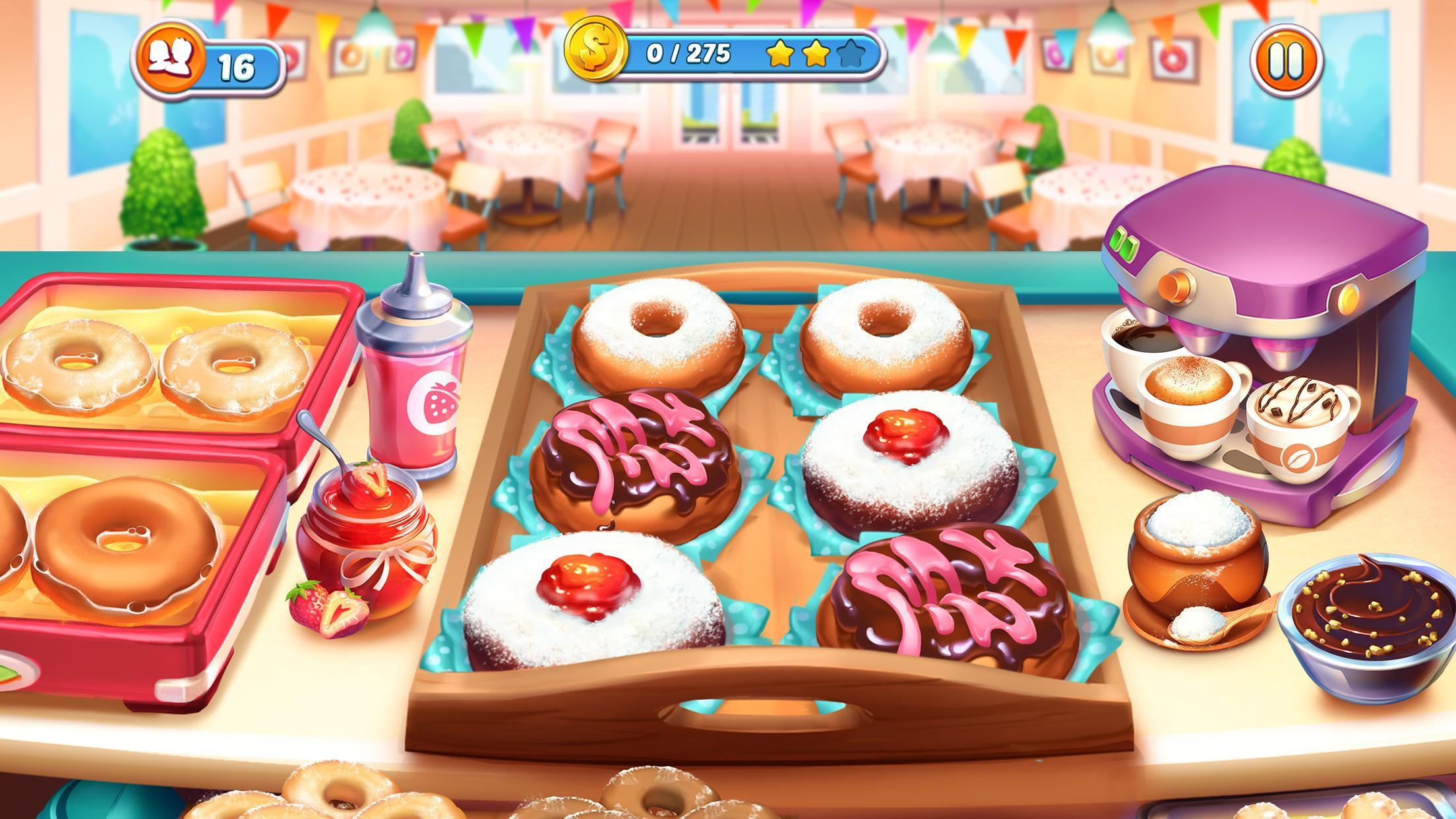 Cook It! Madness of Free Frenzy Cooking Games City 1.3.3 Screenshot 3