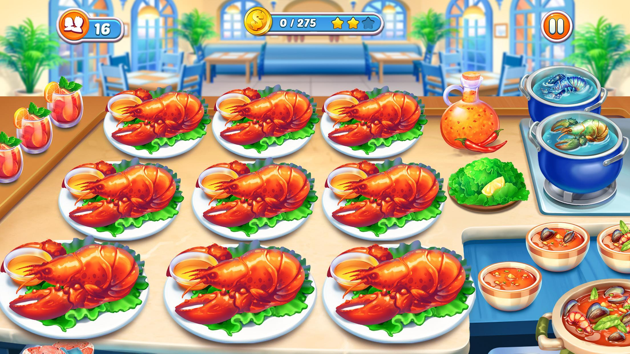 Cook It! Madness of Free Frenzy Cooking Games City 1.3.3 Screenshot 4