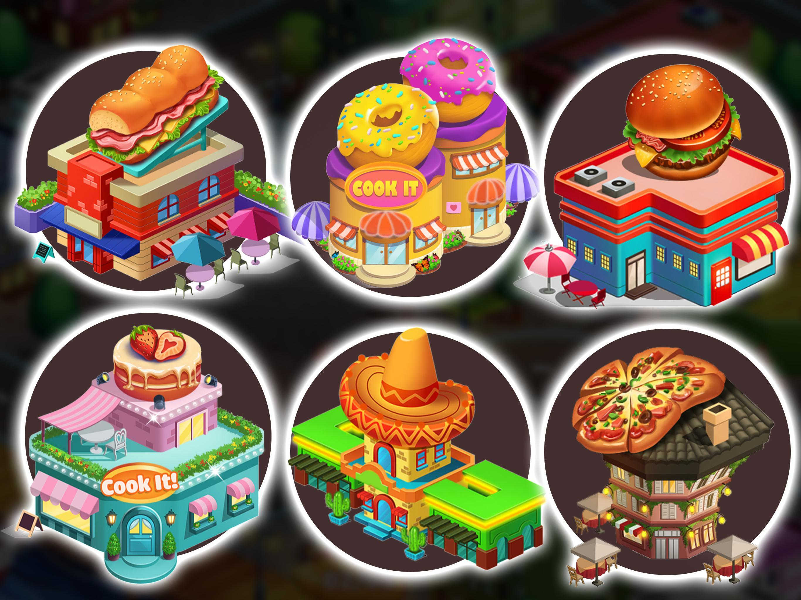 Cook It! Madness of Free Frenzy Cooking Games City 1.3.3 Screenshot 9