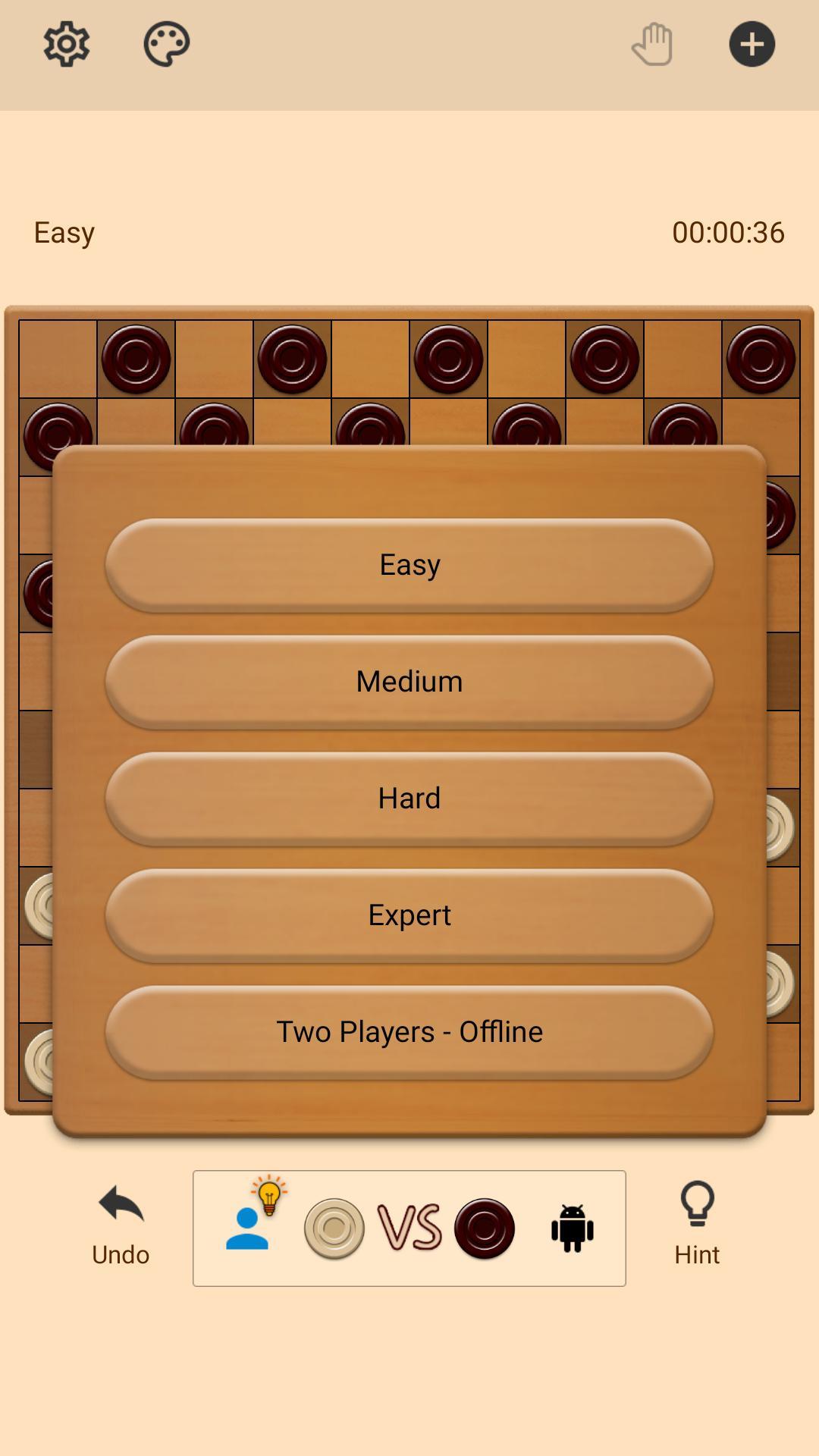 Checkers 1.3.6 Screenshot 1