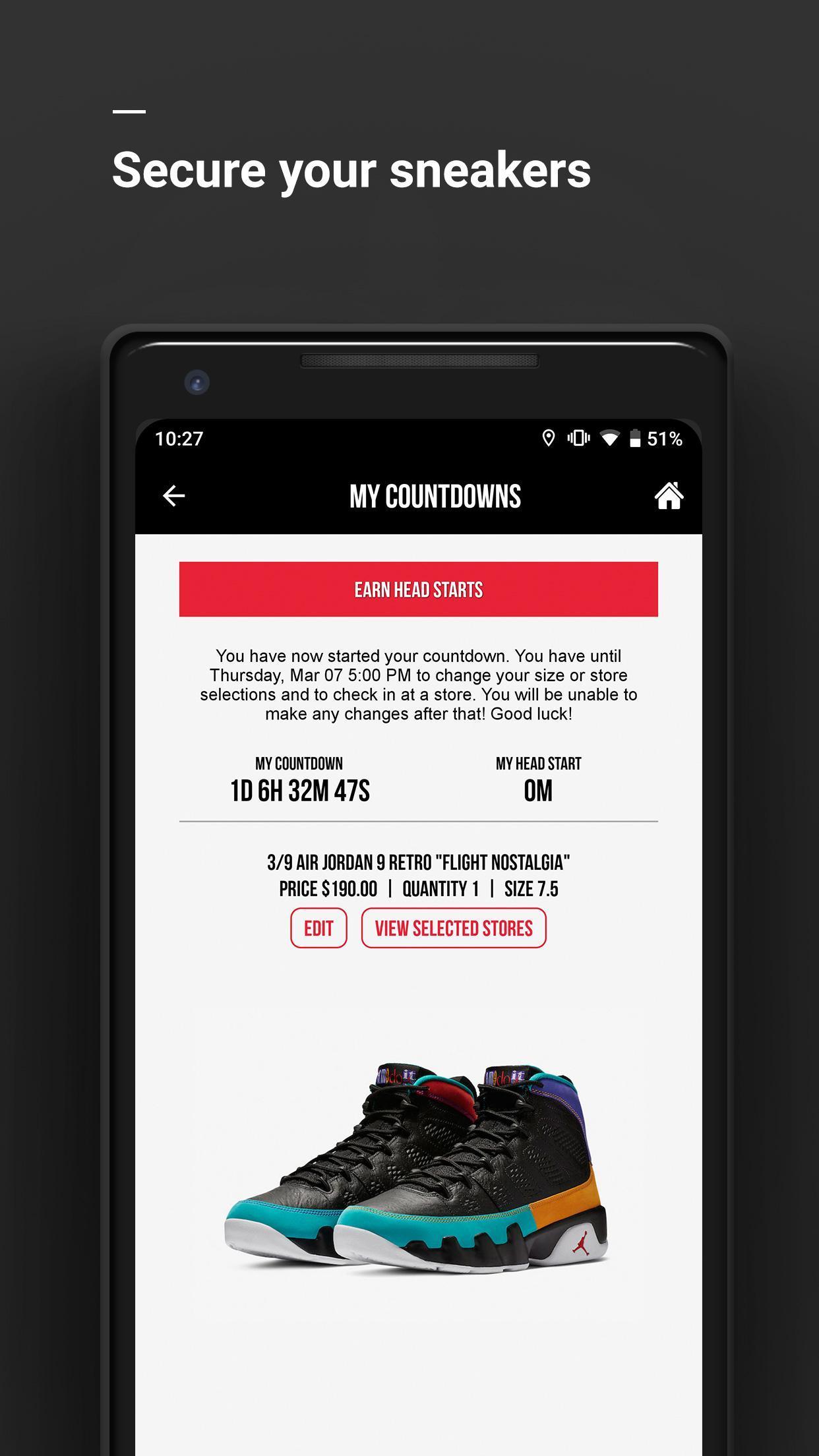 Foot Locker Sneakers, clothes & culture 3.8.8 Screenshot 4