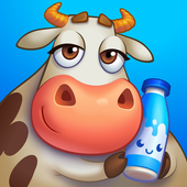 Cartoon City 2 Farm to Town.Build your home,house app icon