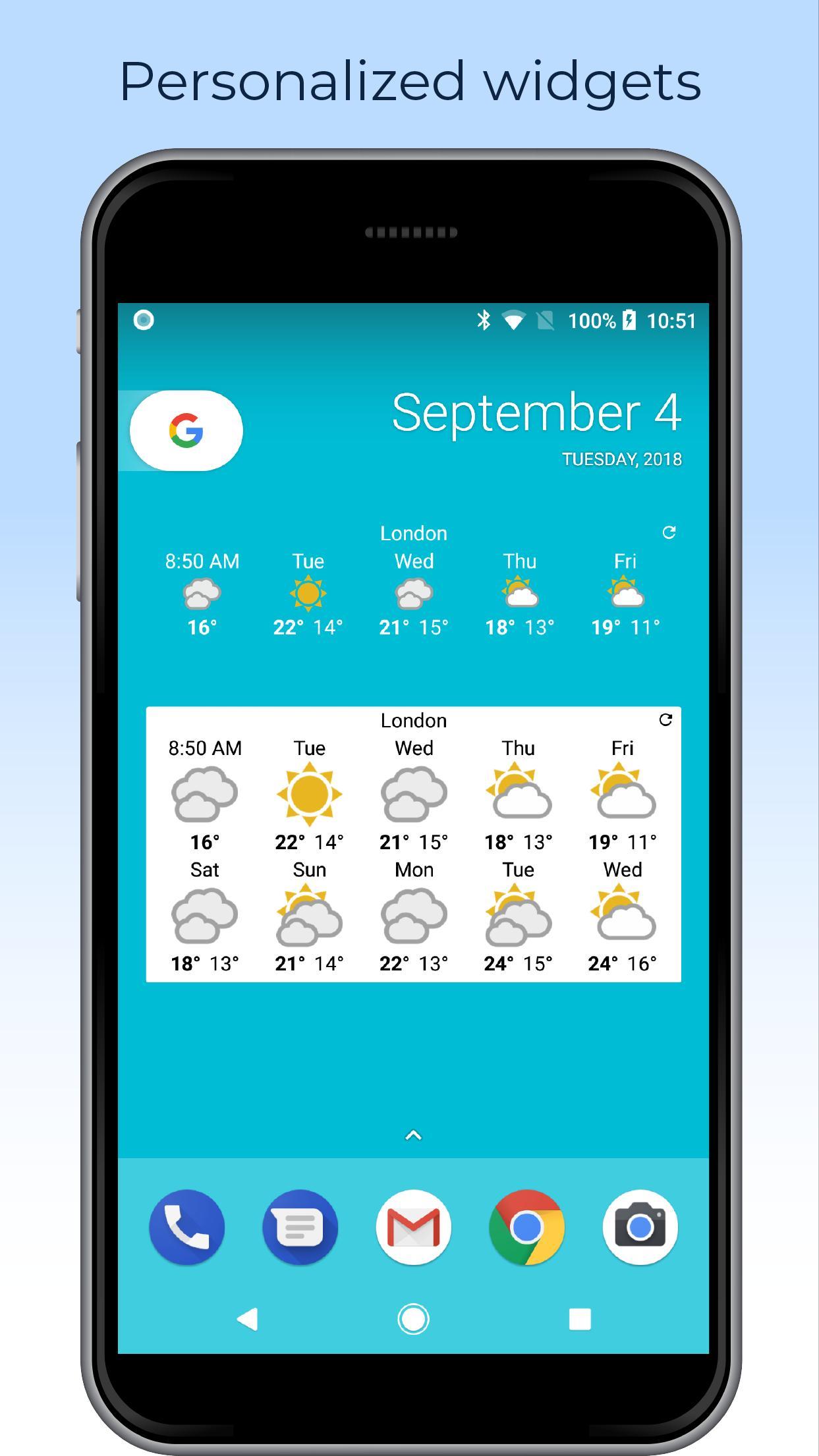 Foreca Weather 4.9.12 Screenshot 8