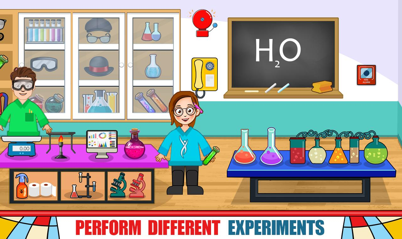 Pretend Hospital Doctor Care Games: My Town Life 1.0.7 Screenshot 3