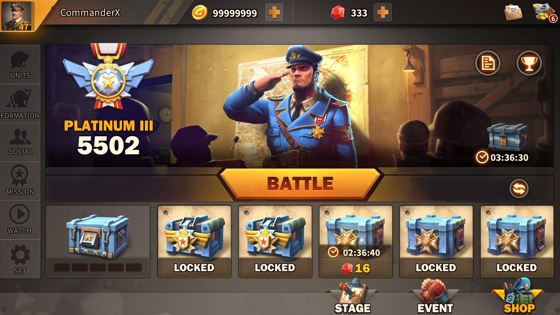 Battle Boom 1.1.8 Screenshot 1