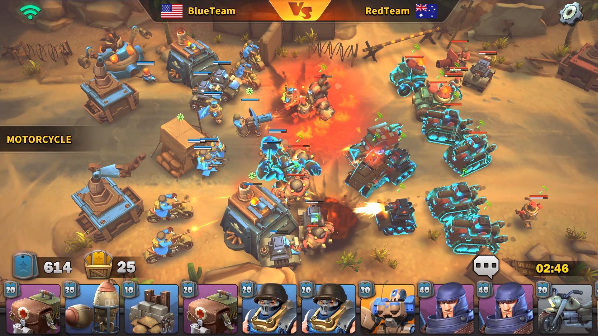 Battle Boom 1.1.8 Screenshot 16