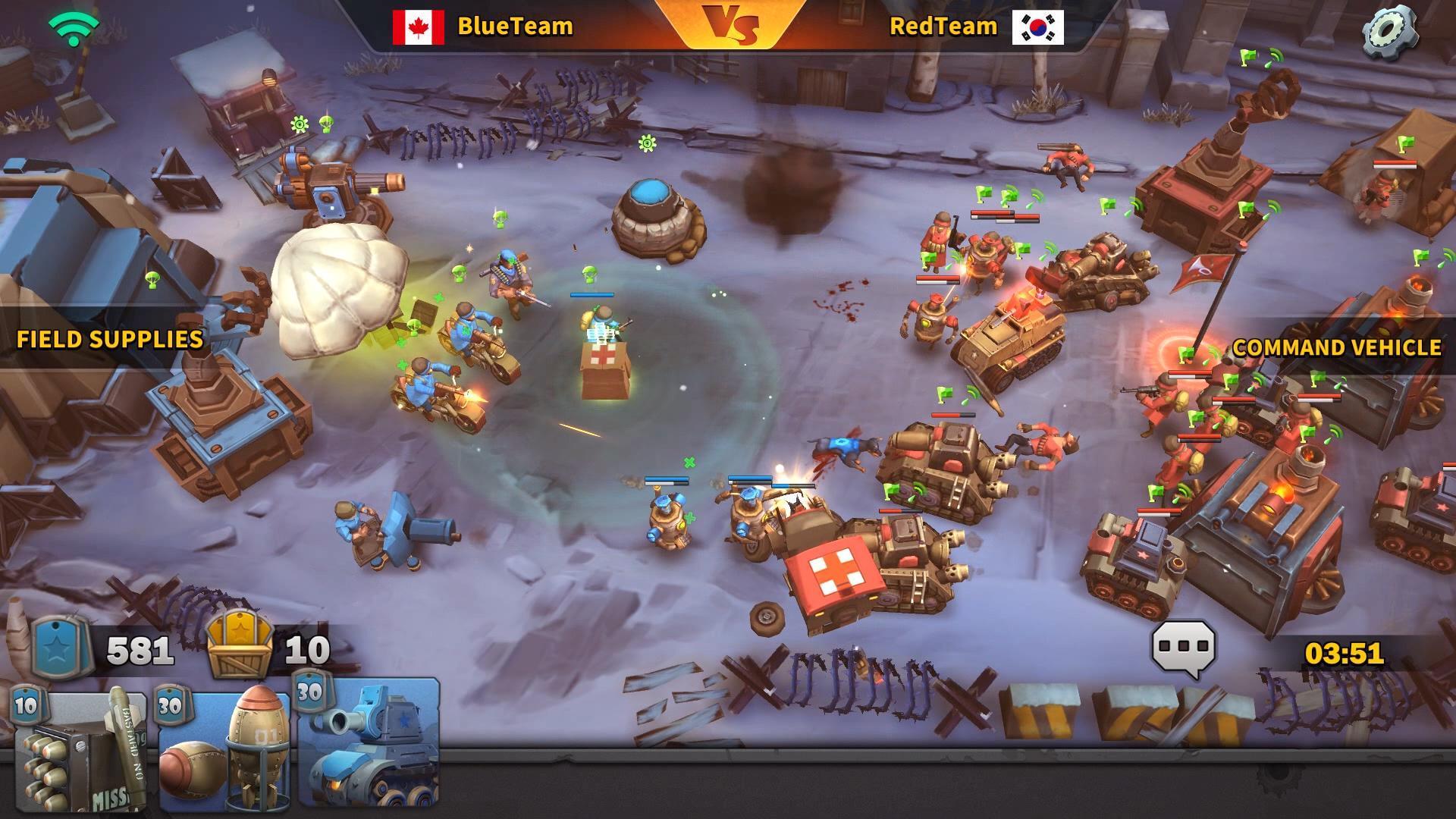 Battle Boom 1.1.8 Screenshot 3