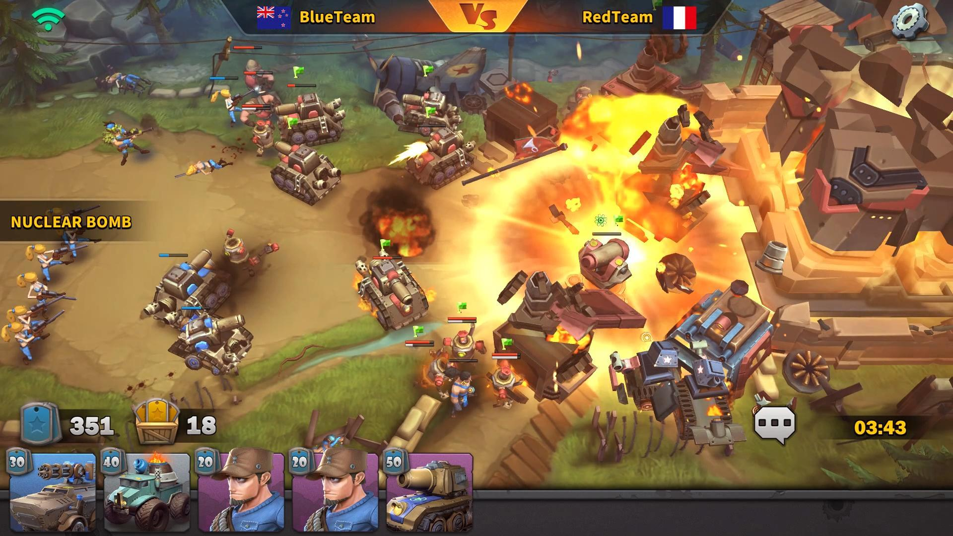 Battle Boom 1.1.8 Screenshot 5