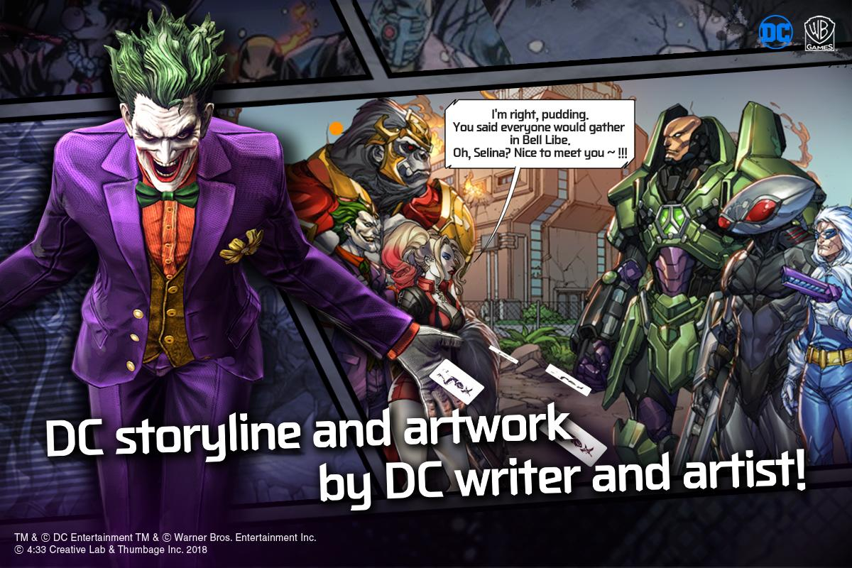 DC: UNCHAINED 1.2.9 Screenshot 10