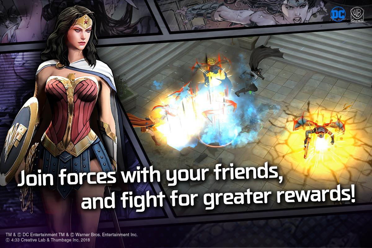 DC: UNCHAINED 1.2.9 Screenshot 20