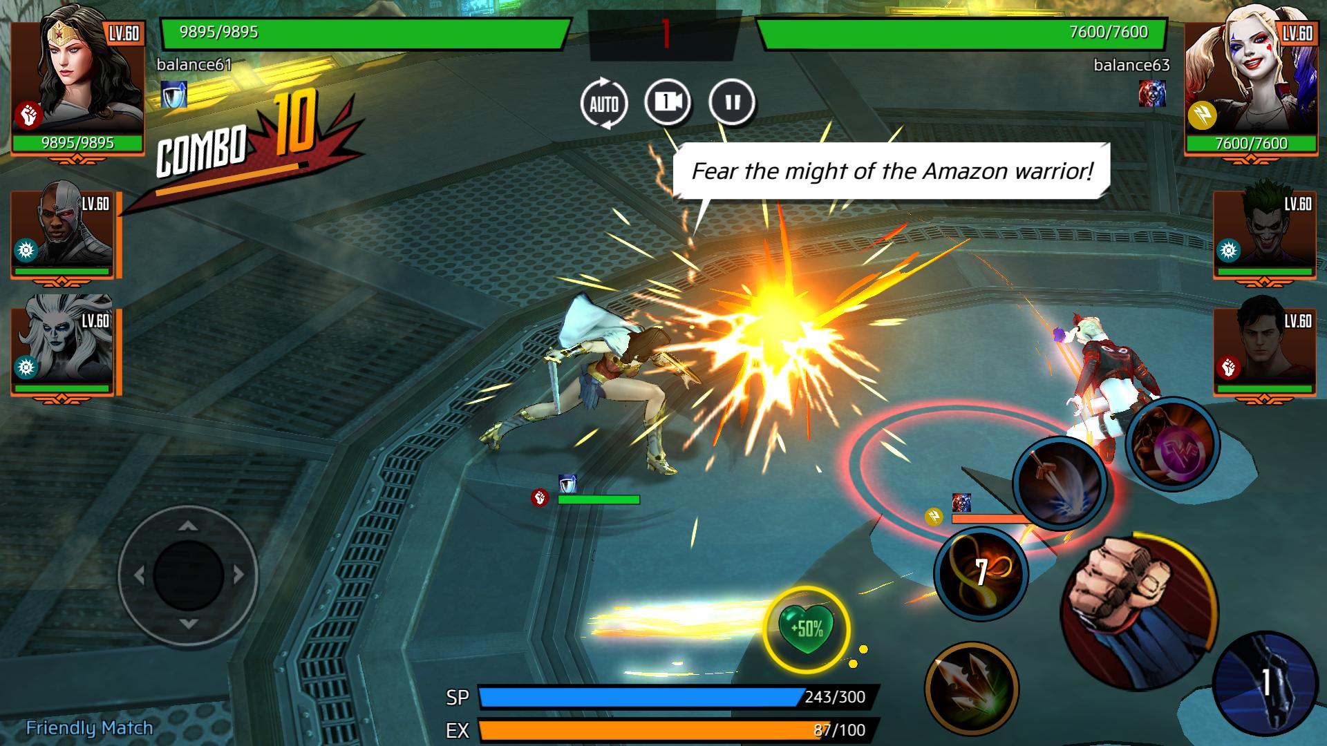 DC: UNCHAINED 1.2.9 Screenshot 7