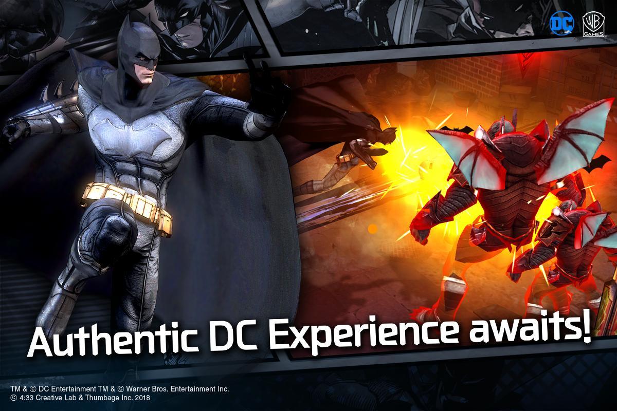 DC: UNCHAINED 1.2.9 Screenshot 9