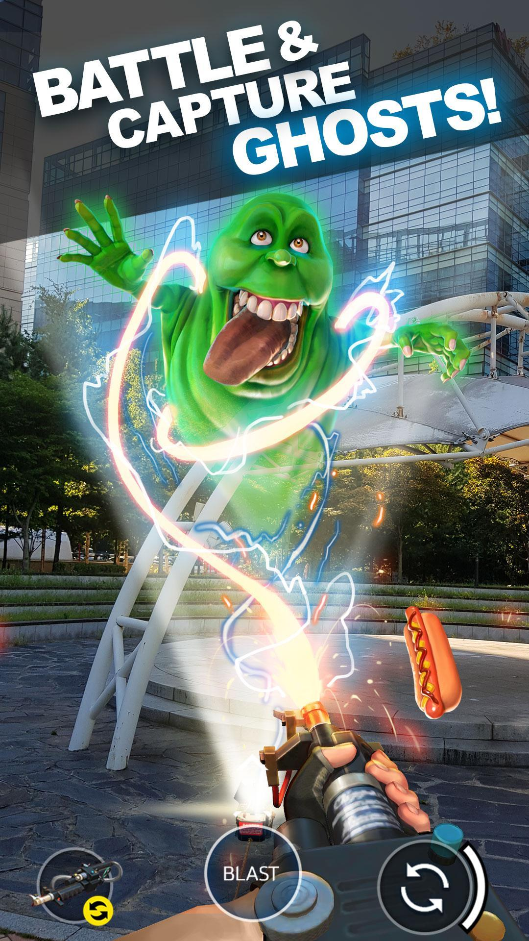 Ghostbusters World 1.16.2 Screenshot 2