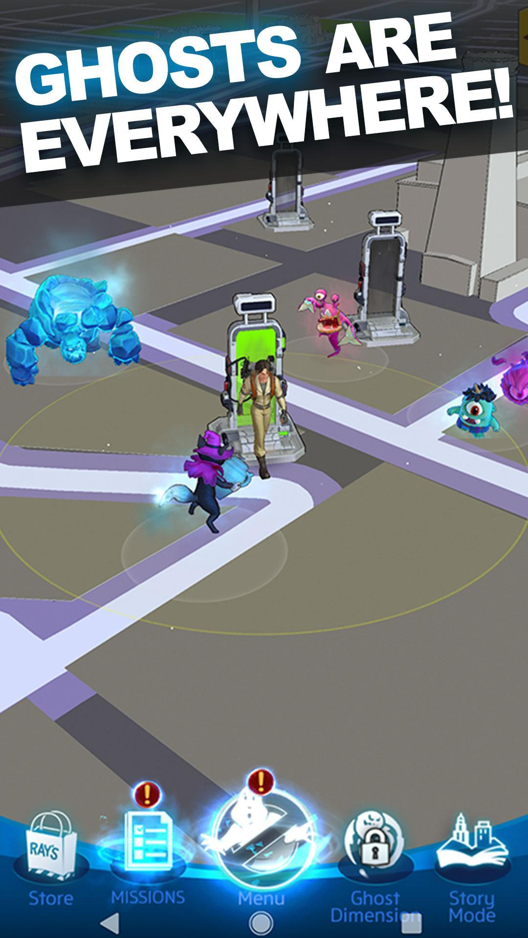 Ghostbusters World 1.16.2 Screenshot 5