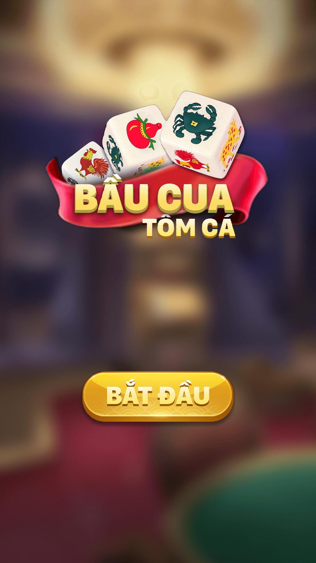 Bau Cua Tom Ca 1.0 Screenshot 1