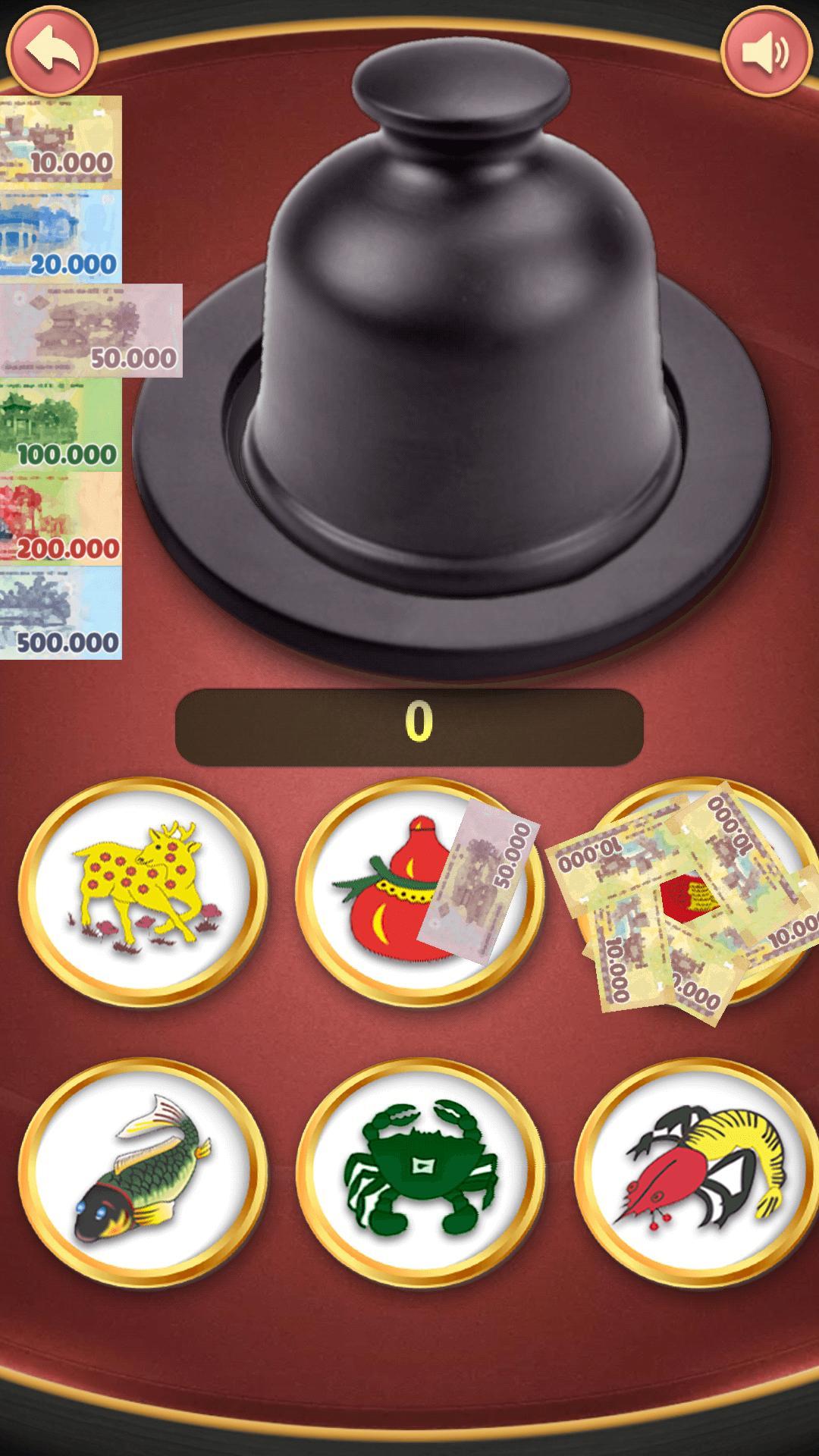 Bau Cua Tom Ca 1.0 Screenshot 10