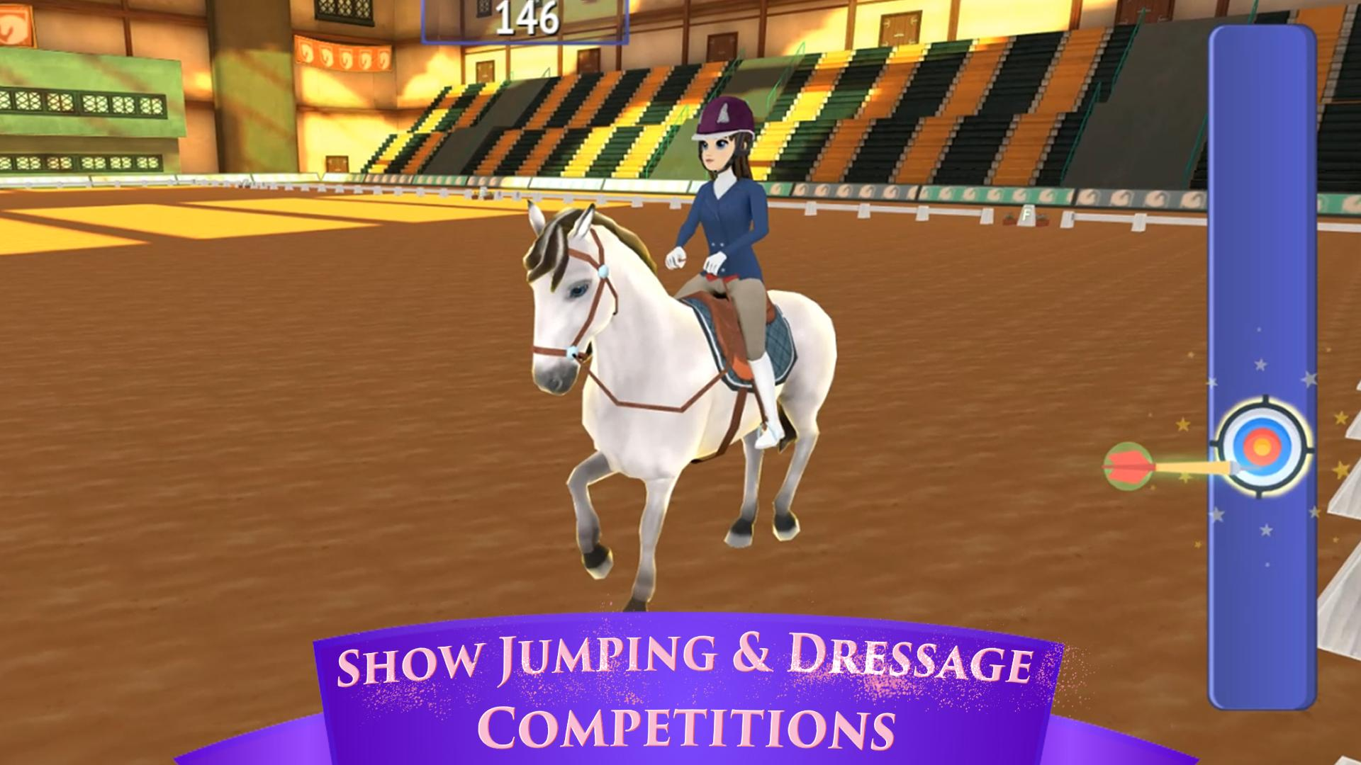 Horse Riding Tales - Ride With Friends 780 Screenshot 21