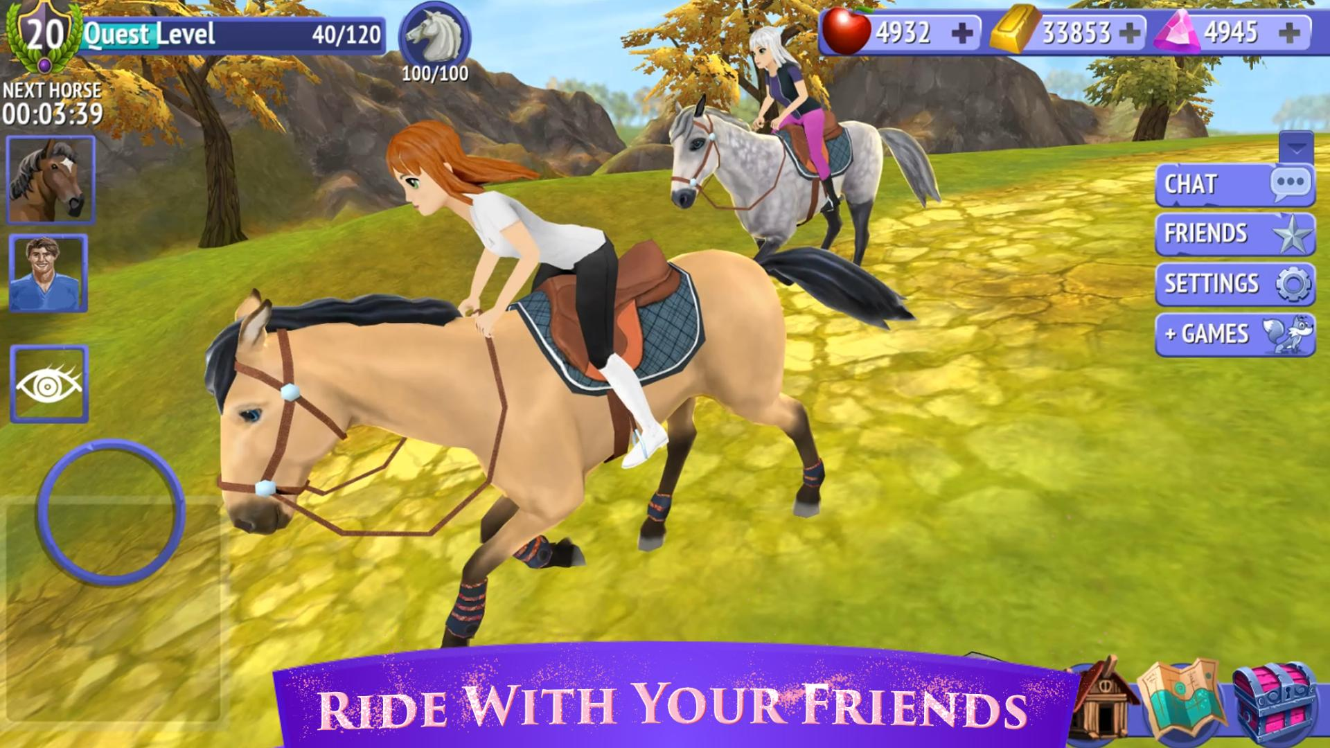 Horse Riding Tales - Ride With Friends 780 Screenshot 4