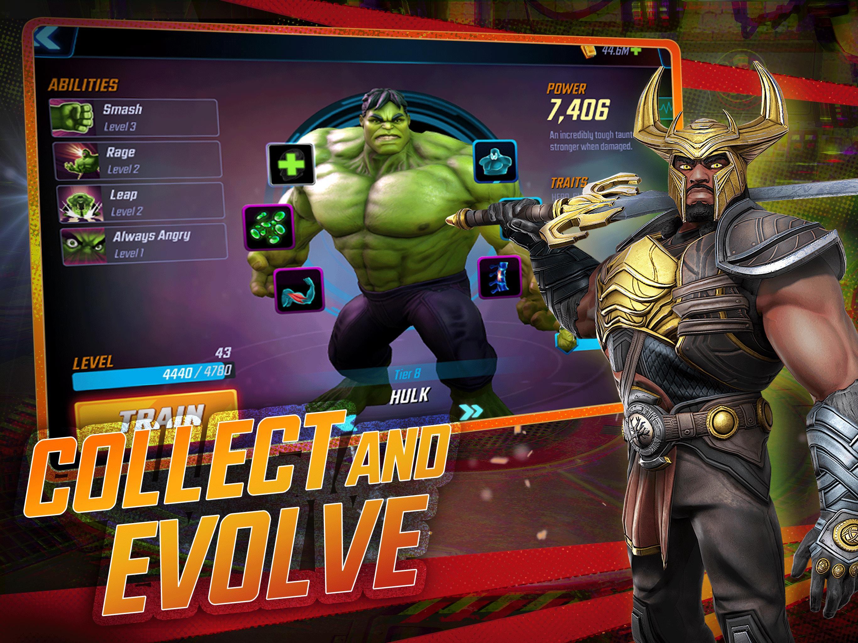 MARVEL Strike Force - Squad RPG 3.7.1 Screenshot 17